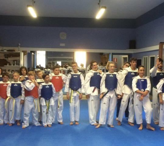 Taekwondo a Gaeta: riparte la stagione sportiva, pronti a migliorare i successi dell'ultima appena terminata