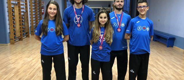 Medaglie Stagione Sportiva 2018/2019